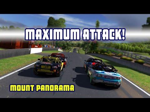 iRacing | Maximum Attack! (Advance MX-5 Cup @ Mount Panorama)