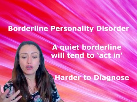 Quiet Borderline Personality Disorder