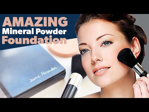 How to Use Magic Minerals Powder Foundation