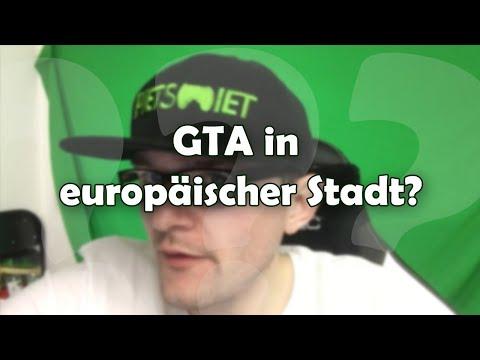 In welcher europäischen Stadt soll ein GTA spielen? 🎮 Frag PietSmiet #1103
