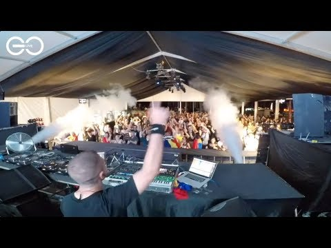 Giuseppe Ottaviani LIVE @ Time Shift Festival 2017 Bucharest, Romania