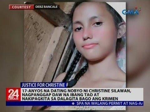 24 Oras: Dating nobyo ni Christine Silawan, nagpanggap na ibang tao