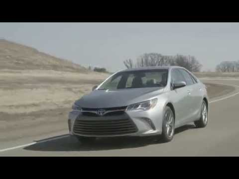 2015 Toyota Camry preview!