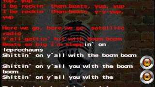 Black Eyed Peas - Boom Boom Pow Karaoke