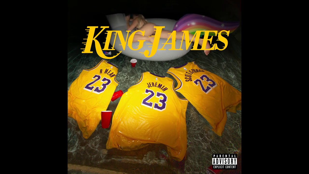 R-Mean, Jeremih, Scott Storch - King James (official audio)
