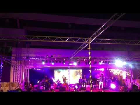 Cultura 2018Arjun janya |live in concert in cmrit