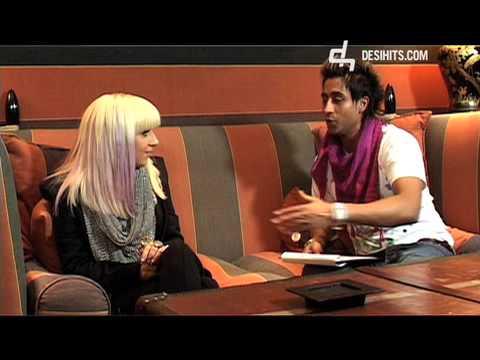 Lady GaGa is Gaga for Bollywood