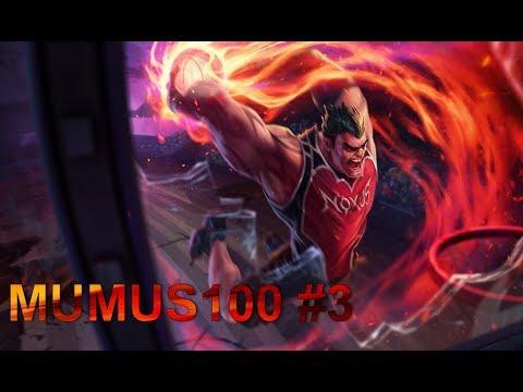 Mumus100 - Flash Ghost Darius Party