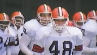 The Cleveland Browns: 50 Years of Memories (1946-1996)