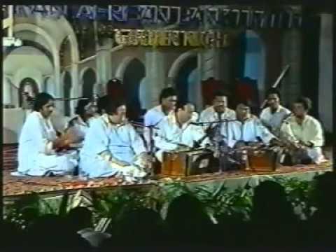 Yeh Jo Halka Halka Saroor Hai -ustad Nusrat Fateh Ali Khan Best