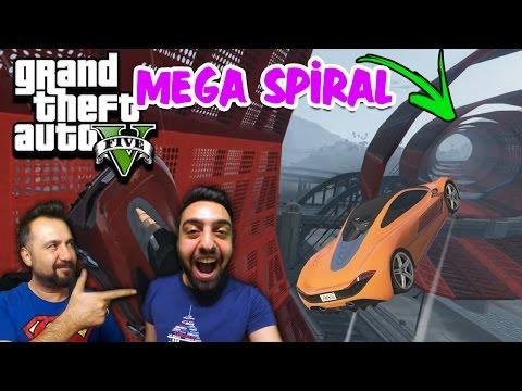 MEGA SPİRAL! | GTA 5 ONLINE