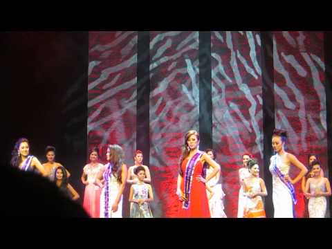 Miss Globe Vietnam- US International 2014