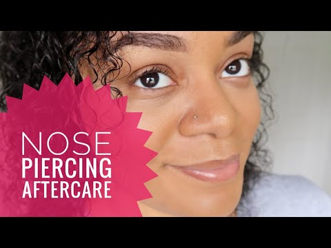 Nose Piercing Information & Aftercare | Heal FAST