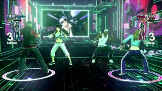 Lil Wayne ft Static Major - Lollipop | The Hip Hop Dance Experience | Gameplay