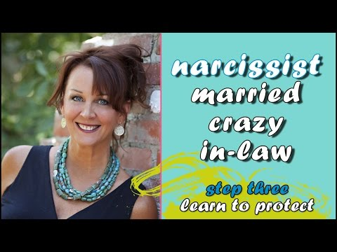 I married into a crazy narcissist in-law family  Protect