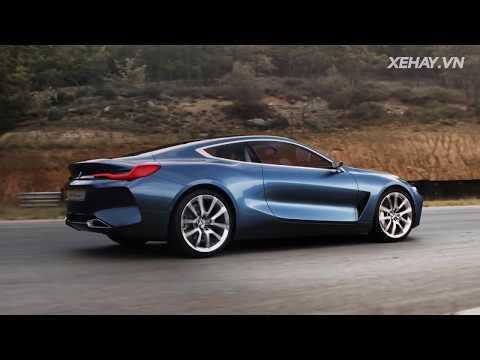 XEHAY.VN Chi m ngng BMW 8 Series concept p ho n m