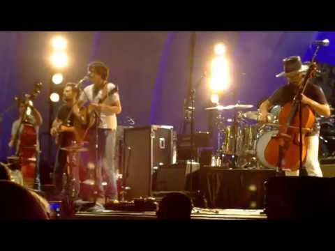 Avett Brothers - No Hard Feelings - Toledo, July 9, 2016