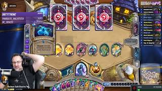 Finja and Lyra ~ Knights of the Frozen Throne Expansion (Hearthstone)