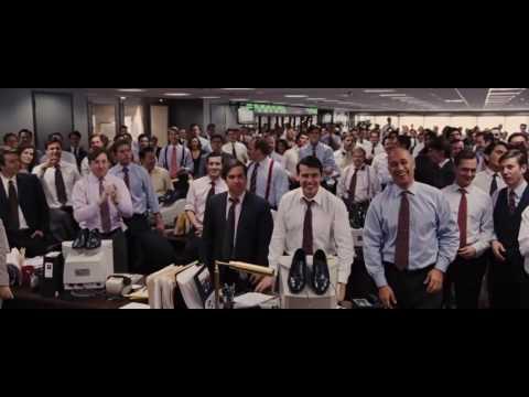 Мотивация отдела продаж  Волк с Уолл стрит The Wolf of Wall Street