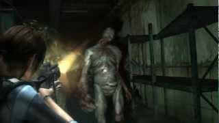 Resident Evil Revelations Infernal Mode Gameplay