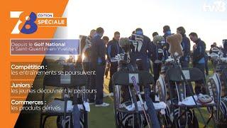 7/8 Edition spéciale. Ryder Cup du mercredi 26 septembre 2018