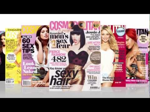 Introducing Cosmopolitan Magazine's Joanna Coles through Social Media Marketing