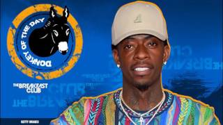 Donkey of the Day - Rich Homie Quan (7-12-16 )