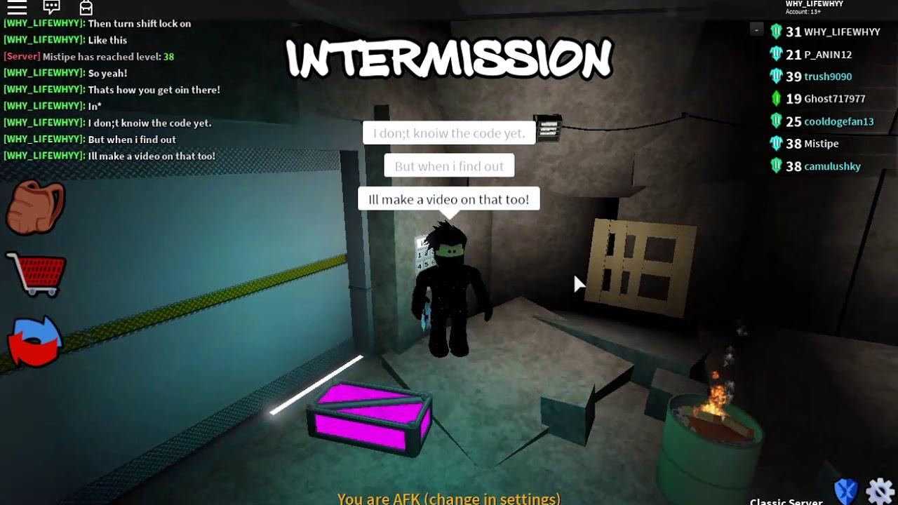 Epic Glitch Roblox Assassin Glitch Through The Secret Door