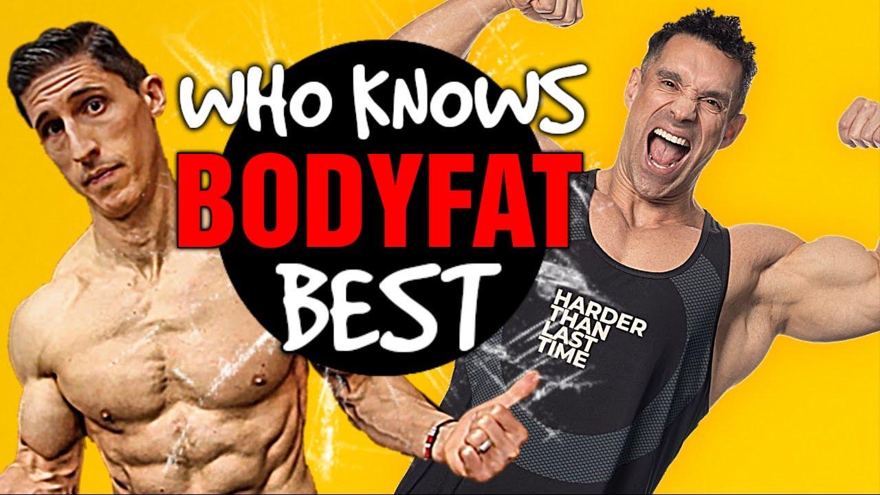 Bodyfat    AthleanX VS My Laser Eyes