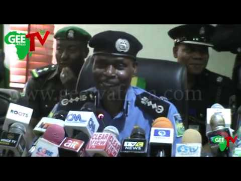 New  Inspector General of Police IGP Mohammed Adamu  Full Speech after handover