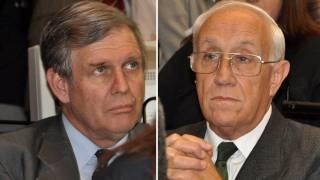 """Condenaron a prisón perpetua a Alfredo Astiz y Jorge """"El Tigre"""" Acosta por crímenes en la ESMA"""