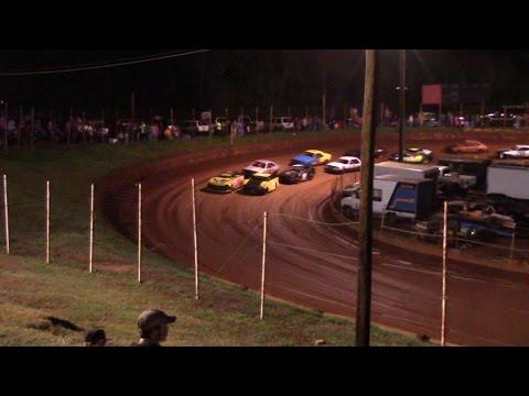 Winder Barrow Speedway Stock Fours 3/26/16
