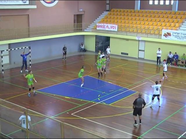 Serie A1F [1^]: Flavioni-Salerno 16-35