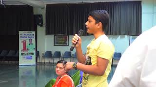 Seminar on Career in Science - Part 4