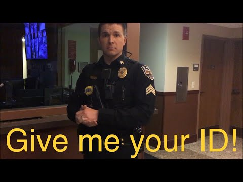 "OLATHE,KS-Police ""THEY ARE JUMPING ON THE CARS!"""