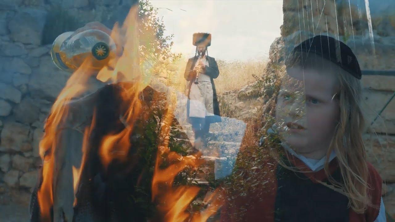 חיליק פראנק, בנו דוד והלהקה - ניגוני מירון | Chilik Frank - Meron Medley - Official Music Video