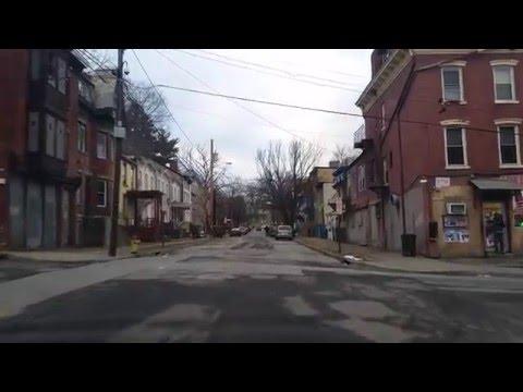 Driving Around Newburgh, NY
