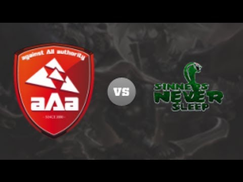 AAA vs SNS (3/5) - LCS 2013 EU Summer Promotion Tournament D3 (En)