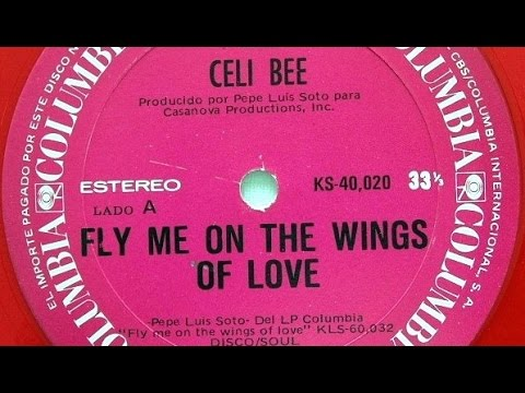 Celi Bee - Fly me on the wings of love [rare 12