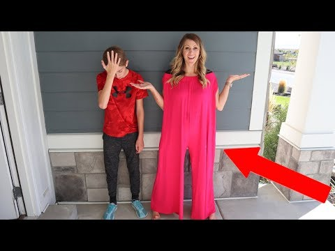 Wearing Giant Pink Pants for a Day (So Embarrassing)