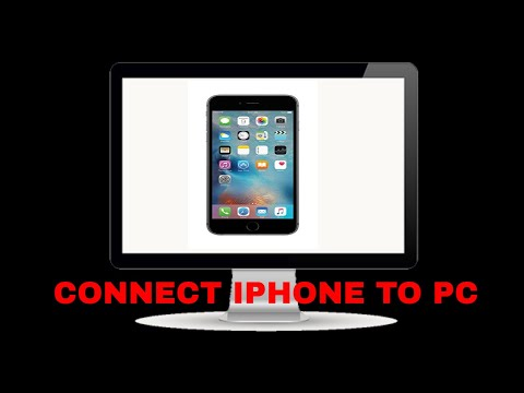 iPhone : Share Internet connection with Your PC using USB cable.