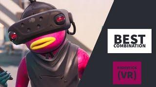 Best Combos | Fishstick (VR) | Fortnite Skin Review