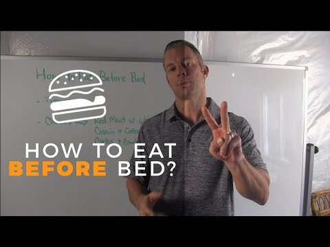 how-to-eat-before-bed-for-faster-fat-loss-(how-to-lose-weight-while-you-sleep)