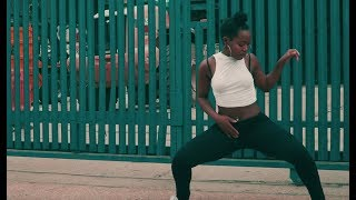 Harmonize feat Sarkodie - DM Chick (Dance Video)