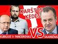 Skardžiaus apkaltos nebus | A. Skardžius vs D. Pancerovas / A.Kubilius | Karštos kėdės