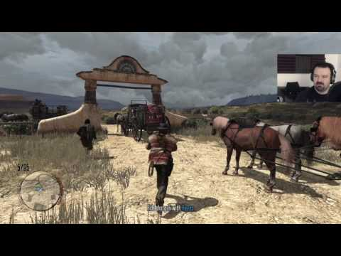 Red Dead Redemption: The Redux playthrough pt82 - Hunting Down Escuella