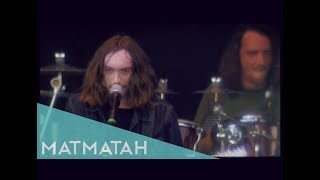 Matmatah - Emma @ Eurockéennes 2001