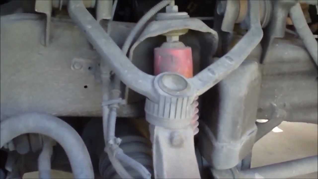 Ford F150 ABS sensor test amp replacement YouTube