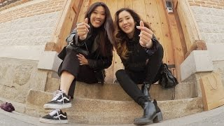 Time Traveling Around Anguk & Nike Air Max Day in Hongdae