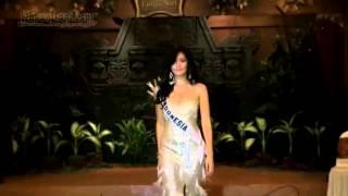 Foto Seksi Maria Selena di Ajang Miss Universe